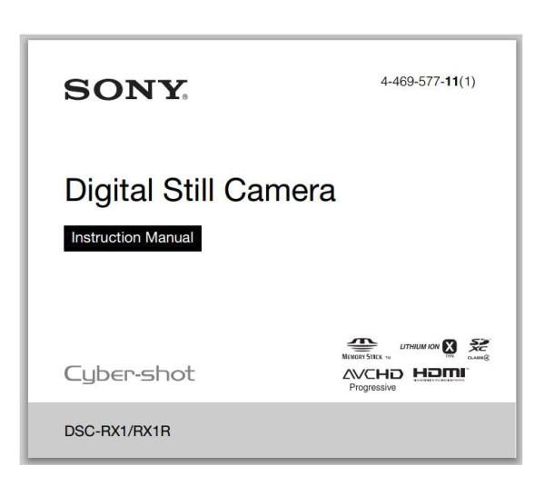 Sony-RX1R-manual-image