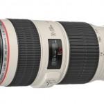 Canon EF 70-200mm f/4L IS II USM Lens Patent