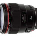 Canon EF 35mm f/1.4L II Lens Coming Soon