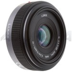 Panasonic 20mm f/1.7 Lumix MFT Lens Discontinued