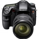 Sony SLT-A77 Firmware Update Coming with Honami JPEG Engine Support