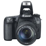Canon EOS 70D DSLR Camera Preview, Hands-on