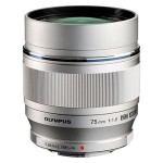 Olympus M.Zuiko Digital ED 75mm f/1.8 Lens Review
