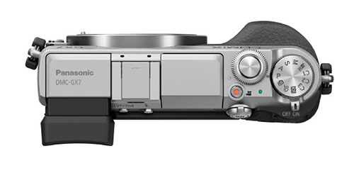 Panasonic-GX7-camera-top