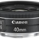 Canon EF 40mm f/2.8 STM Lens Review