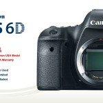 Deal : Canon EOS 6D Full Frame Camera Body Only for $1,590