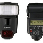 Canon Speedlite Flash Replacement Coming in 2013