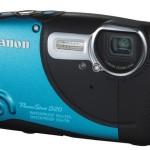 Canon PowerShot D20 Waterproof Camera Review