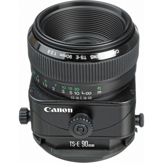 New Canon Tilt-Shift Lenses Coming in early 2014
