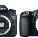 Canon EOS 70D vs Canon EOS 60D Specs Comparison