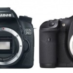 Canon EOS 70D vs EOS 7D Feature Comparison Video