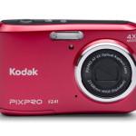Kodak PixPro FZ151, FZ51, and FZ41 Compact Cameras Announced