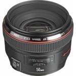 Deal: Canon EF 50mm f/1.2L USM Lens for $1,299