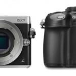 Panasonic GX7 vs GH3 Specs Comparison Table