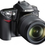 Deal : Nikon D90 DSLR Camera Kit with Nikkor 18-105mm Lens for $599