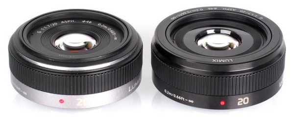 Panasonic-Lumix-G-20mm-f1-7-vs-II-comparison-review