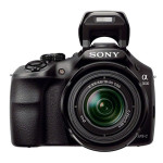 Sony ILC-3000 DSLR-like E-mount Camera Leaked Image [A3000]