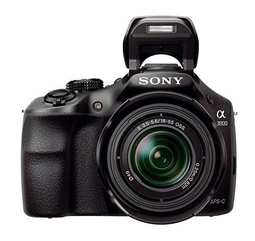 Sony-ILC-3000