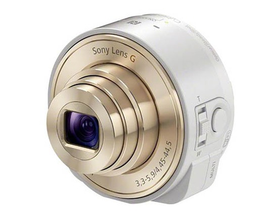 Sony-smart-shot-DSC-QX10-lens-camera