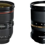 Canon EF 24-70mm f/2.8L II vs Tamron SP 24-70mm f/2.8 DI VC USD Video Review