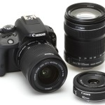 Recommended Canon EOS 100D Lenses