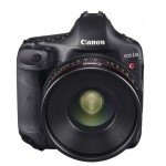 Canon EOS-1D C New Firmware Update Available