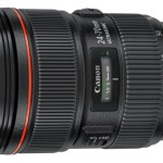 Canon Filed Patent for EF 24-70mm f/2.8L IS USM Lens