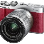 Fujifilm X-A1 Mirrorless Camera Announced, Price, Specs