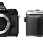 Olympus OM-D E-M1 vs Panasonic GX7 Specs Comparison Table
