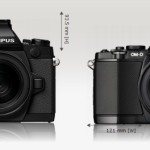 Olympus OM-D E-M1 vs OM-D E-M5 Specs Comparison Table