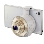Sony QX100 and QX10 Lens Cameras Hands-on Video