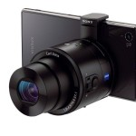 Sony DSC-QX100 Lens Camera Announced, Price, Specs