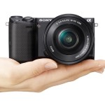 Sony A3000 and NEX-5T In Stock and Shipping