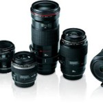 Canon USA Mail-in Lens Rebates