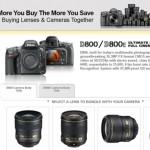 Nikon Instant Rebates for September 2013