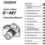 Olympus OM-D E-M1 Manual Now Available for Download