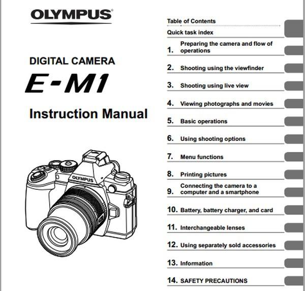 olympus-om-d-e-m1-manual