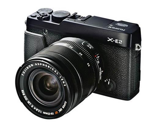 Fuji-X-E2-camera