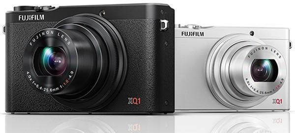 Fuji-XQ1-camera-silver-black