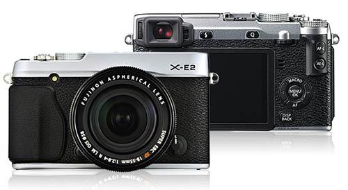 Fujifilm-X-E2-camera
