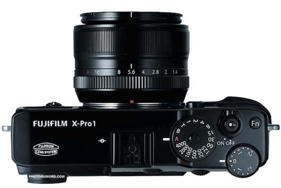 Fujifilm-X-Pro1-camera