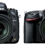Nikon D610 vs. Nikon D600 Specs Comparison Table
