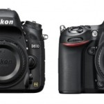 Nikon D610 vs Nikon D7100 Specs Comparison Table