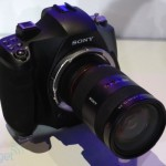 Two New Sony A-Mount Cameras with 4K and Fast Full Frame Coming in 2014