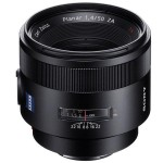 Sony 50mm f/1.4 ZA SSM Carl Zeiss Planar Review