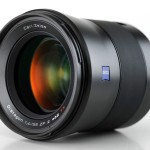 Zeiss 55mm f/1.4 Distagon T* Lens Coming Soon