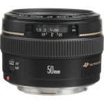 Deal : Canon EF 50mm f/1.4 USM Lens for $299.99