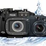 Canon Powershot G16 Underwater Housing Fantasea FG16