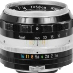 Nikkor 58mm f/1.4 Lens Announcement Expected on October 17