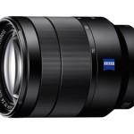 Sony and Zeiss Announced Five New Full-frame E-mount FE Lenses